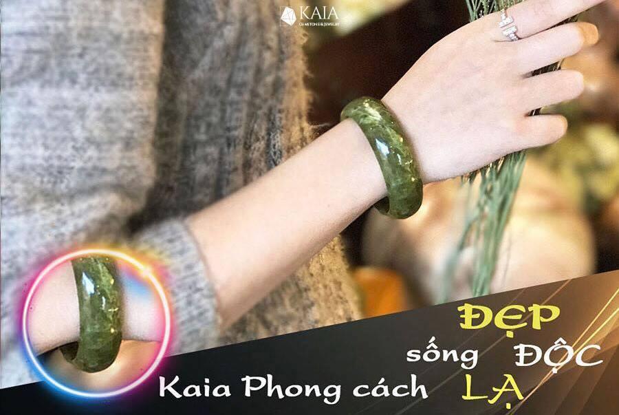 vòng tay đá phong thủy theo mệnh tại Kaia.vn