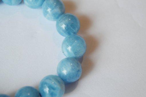 Vòng tay đá phong thuỷ aquamarine