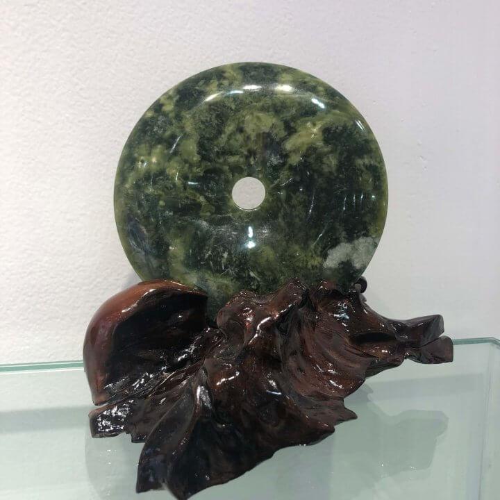Đồng điếu Ngọc Serpentine