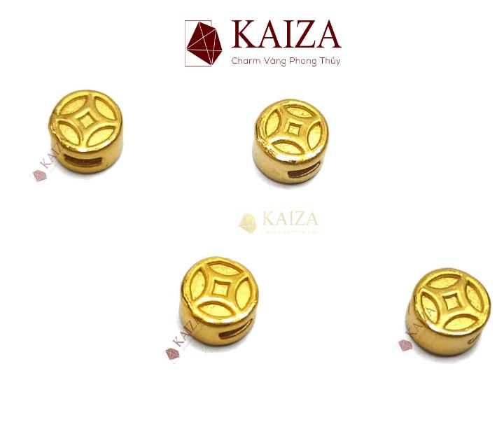 Đồng Xu Vàng 24K KAIZA